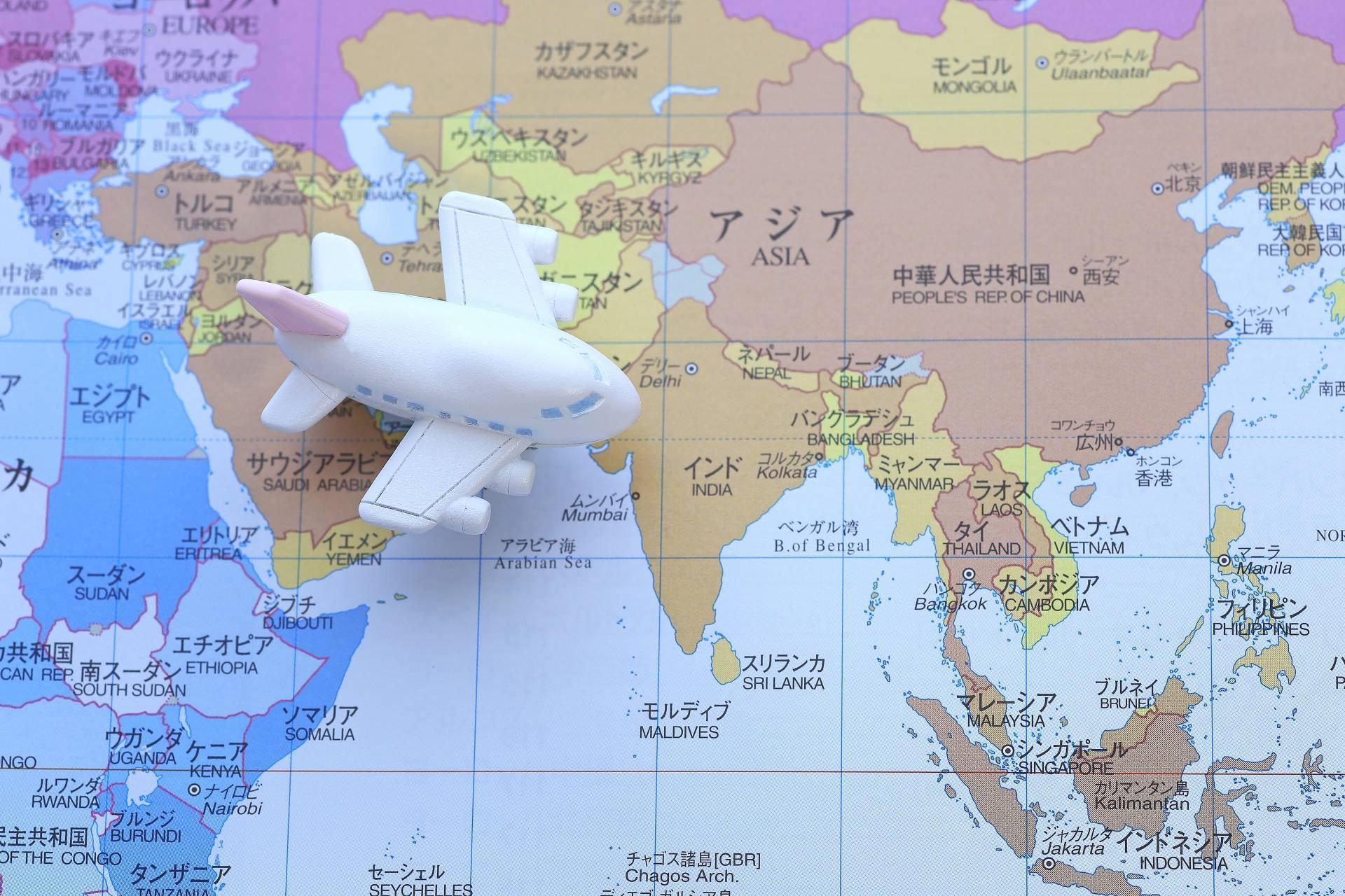 海外旅行・英語学習に役立つアプリ